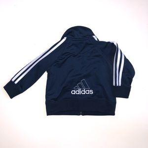 Adidas Jacket blue